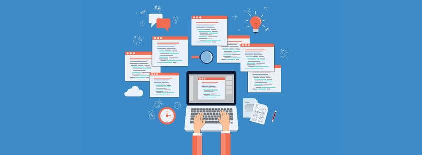 recopilación de datos web