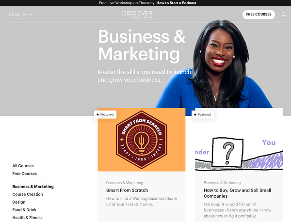 marketing digital fuentes de informacion cursos