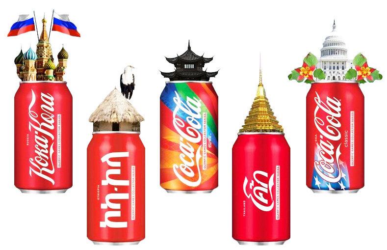 marketing global que es ejemplo cocacola