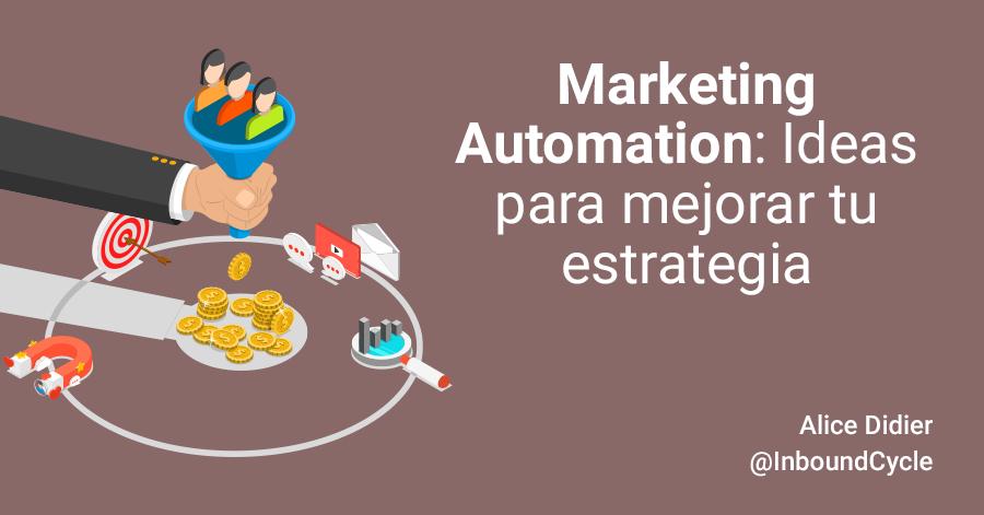 marketing automation ideas