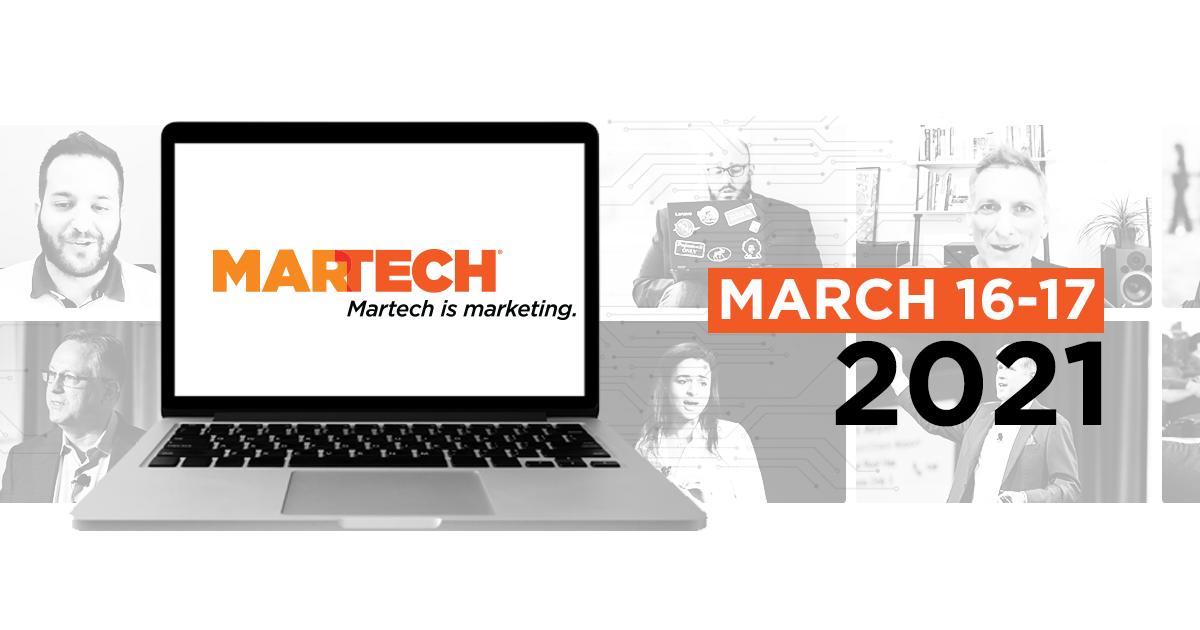 eventos marketing 2021 martech