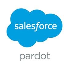 logo pardot salesforce