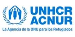 Logotipo de ANHCR ACNUR