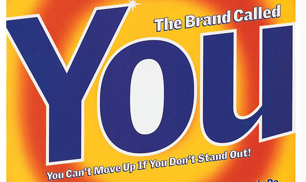 branding digital imagen de marca the brand called you