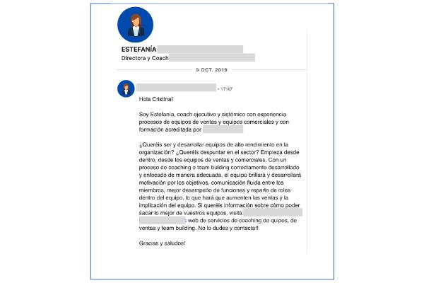 vender en linkedin mensaje automatizado