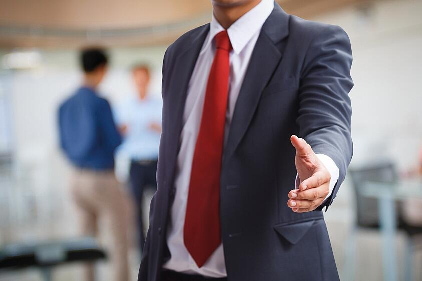 venta de servicios en una empresa