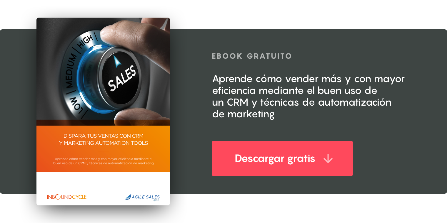 [PDF] Dispara tus ventas con CRM y Marketing Automation Tools