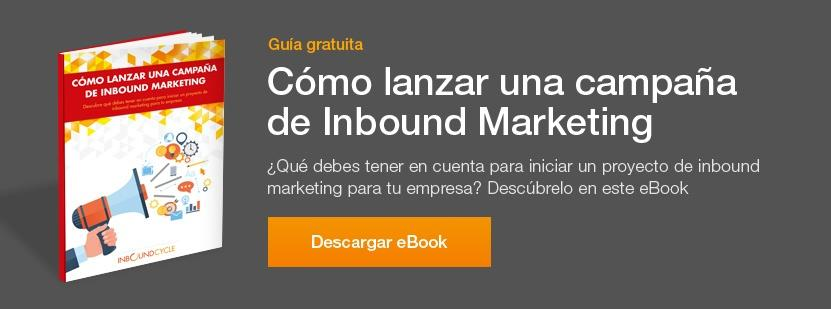 como crear campaña de inbound marketing integral