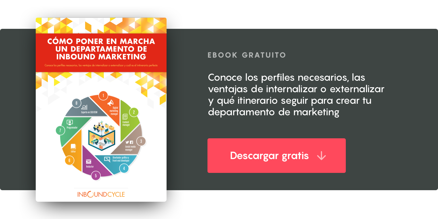 [PDF] Cómo poner en marcha un departamento de Inbound Marketing