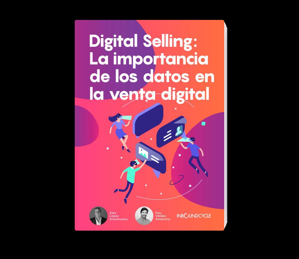 Portada - Email - Digital Selling - Álex López
