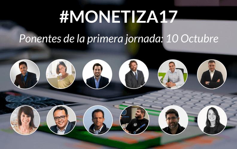 Pau Valdés completa el elenco de ponentes del #Monetiza17