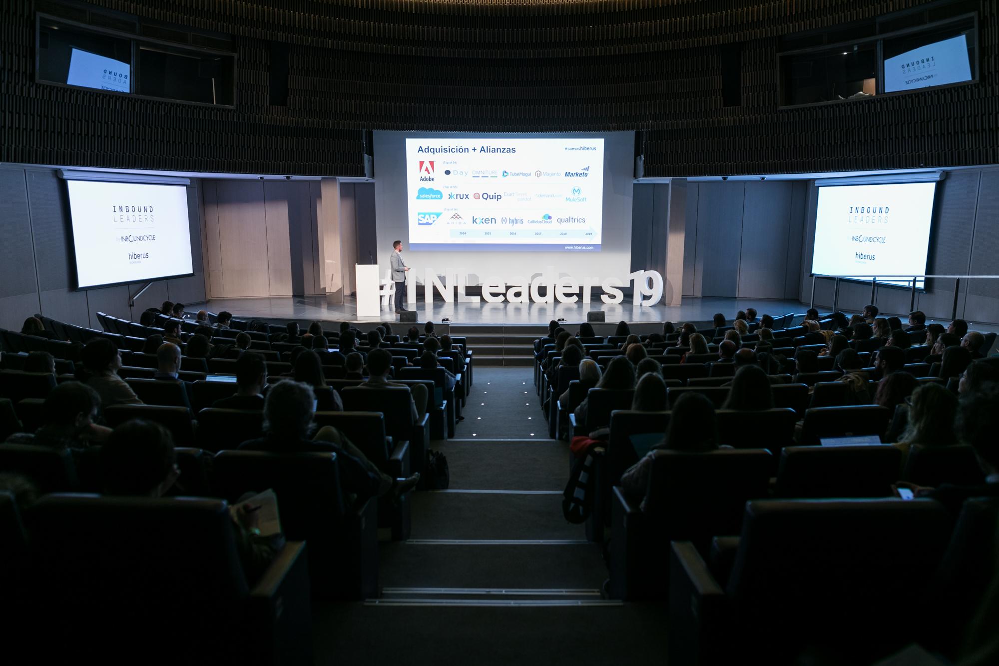 Inbound Leaders cierra su séptima edición con más de 500 profesionales del marketing en Madrid y Barcelona