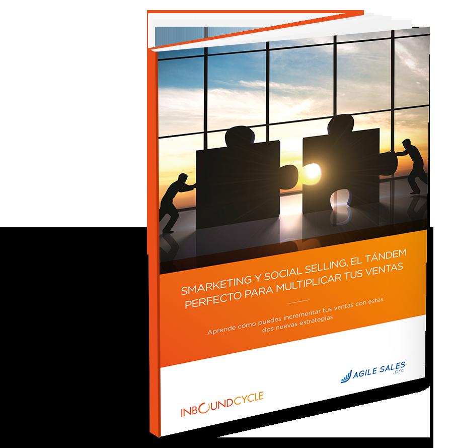 Smarketing y social selling, estrategias para incrementar tus ventas [+ebook]