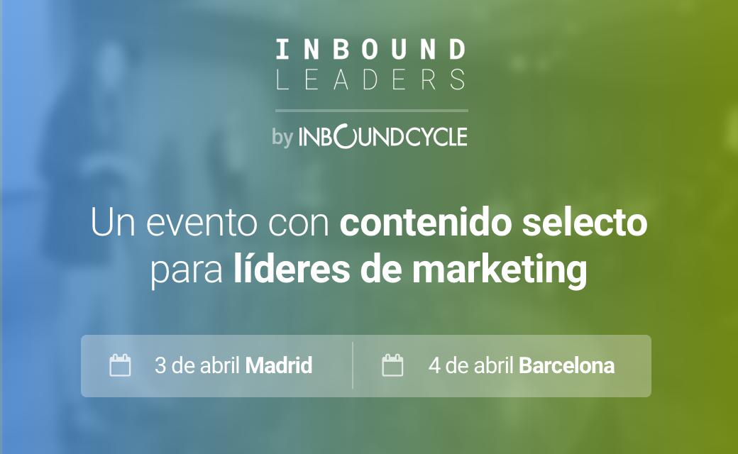 Inbound Leaders llega a su séptima edición en abril