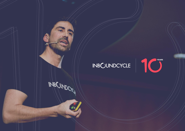 InboundCycle celebra sus 10 años de trayectoria empresarial como la primera agencia inbound en España y Latinoamérica