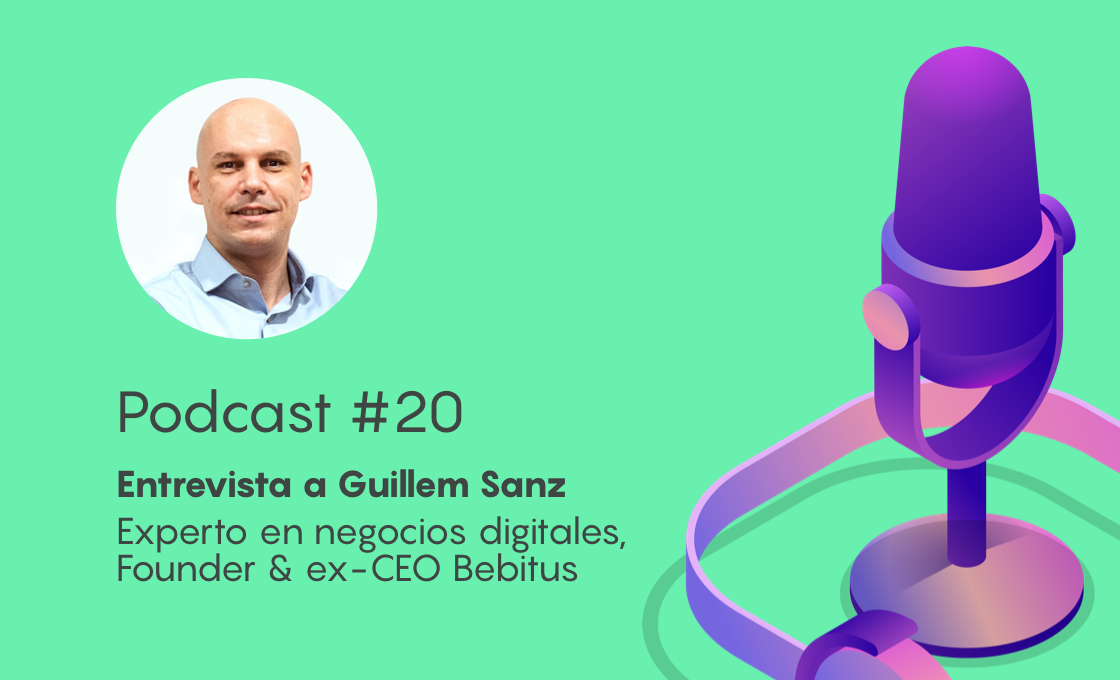 Podcast #20 - Bebitus.com: un ecommerce pionero en el marketing de contenidos