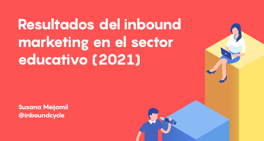 Resultados del inbound marketing en el sector educativo (2021)