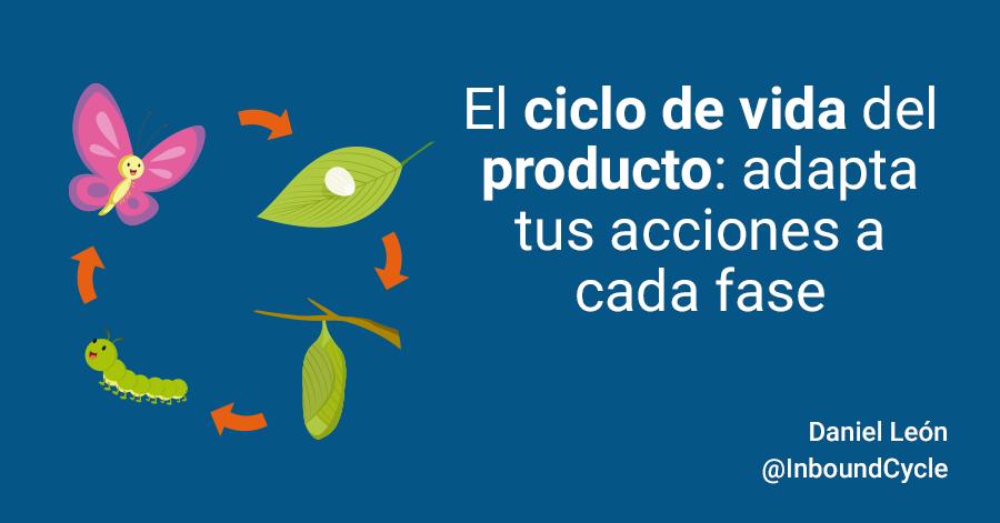 El ciclo de vida del producto: adapta tus acciones a cada fase [+Vídeo]