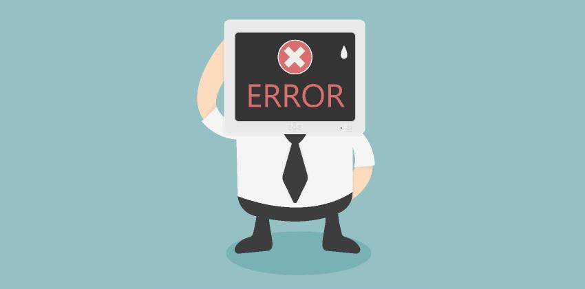 Los 5 peores errores que puedes cometer en marketing de contenidos