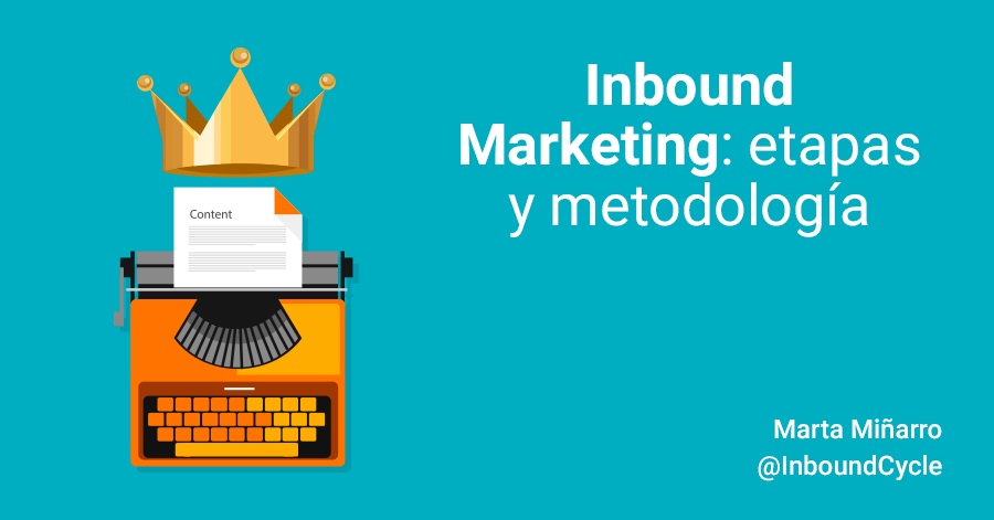 Inbound marketing: etapas y metodología [+Vídeo]