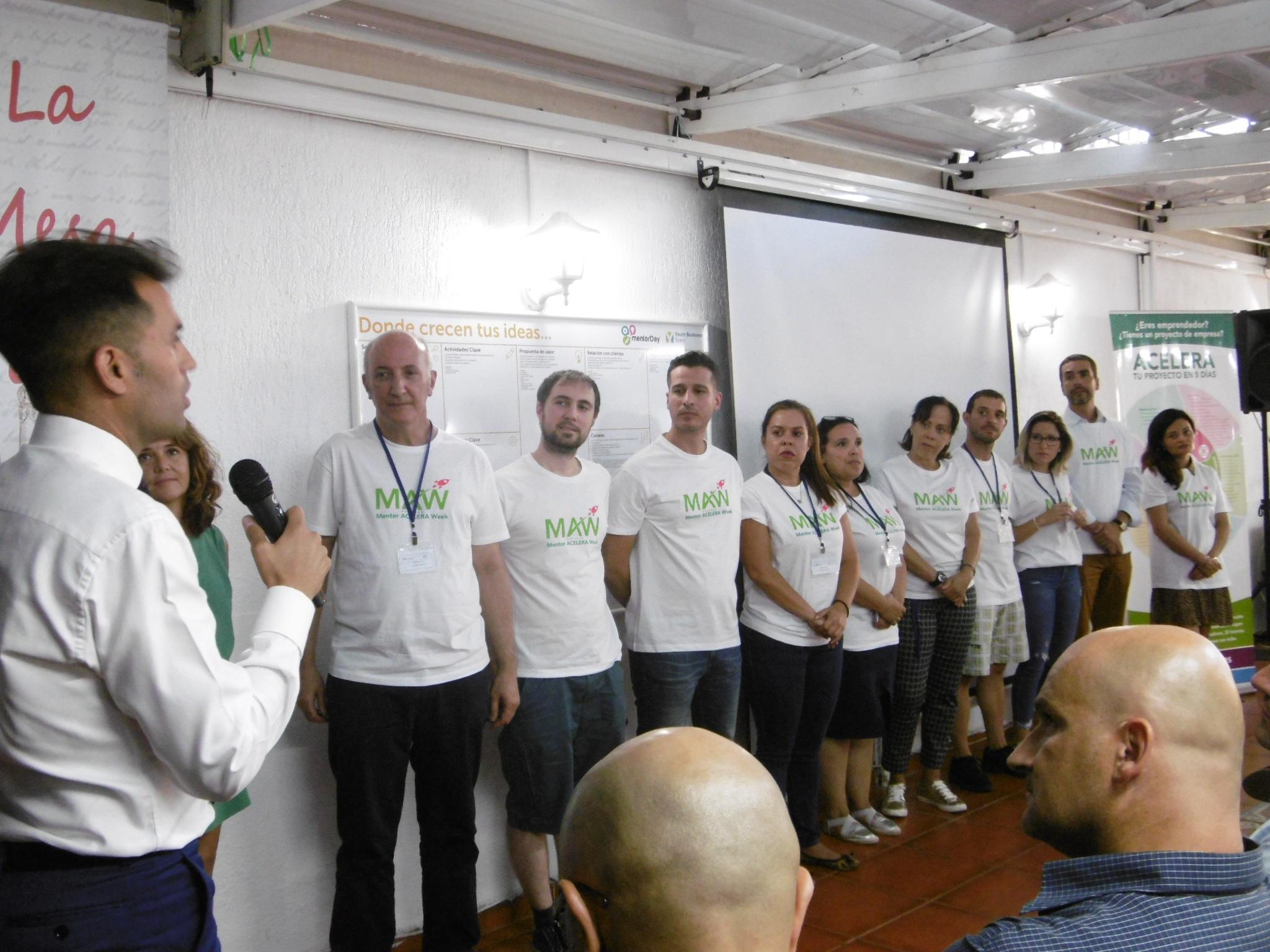InboundCycle forma parte del programa de mentores del #MAWsocial