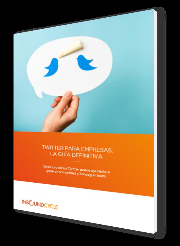 guía twitter para empresas