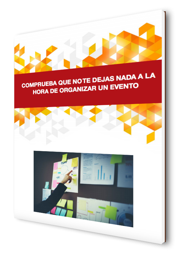 checklist organizar eventos
