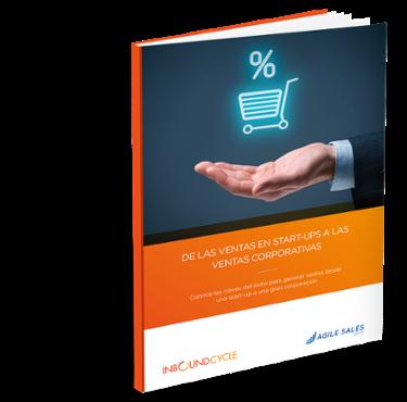 guía ventas start-ups y corporativas